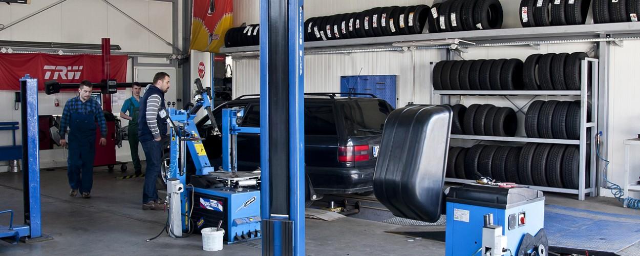 Serwis Opon Ama Okręgowa Stacja Kontroli Pojazdów Mechanika Opony